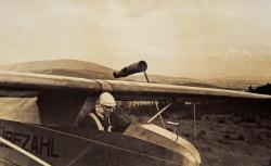Historie létání - výstava ve Vrchlabí